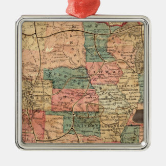 United States of America 8 Christmas Ornament