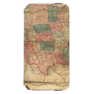 United States of America 8 iPhone 6/6s Wallet Case