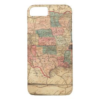 United States of America 8 iPhone 7 Case