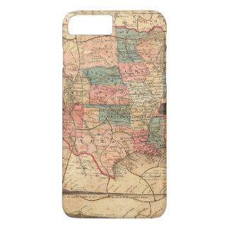 United States of America 8 iPhone 7 Plus Case