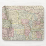 United States of America 8 Mouse Pad