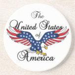 United States of America Beverage Coasters