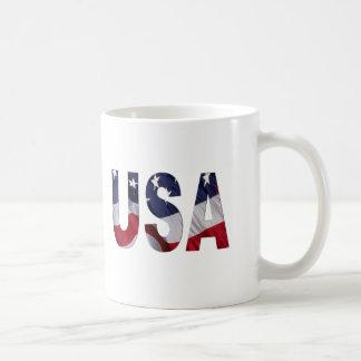 """United States of America coffee"" USA #MAGA Coffee Mug"