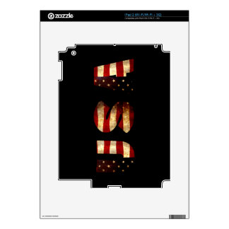 United States of America Decal For The iPad 2