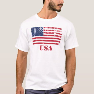 United States of America Flag American Flag T-Shirt