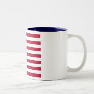 United States of America Flag Coffee Mugs