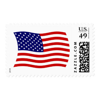 United States of America Flag Stamps