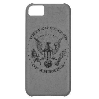 United States of America Grunge iPhone 5 Case