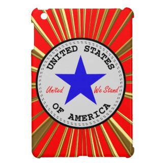 United States Of America iPad Mini Case