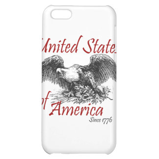 United States of America Case For iPhone 5C