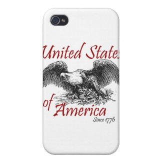 United States of America Cases For iPhone 4