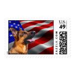 United States of America K9 Postage