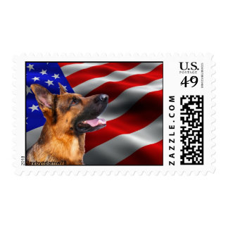 United States of America K9 Postage