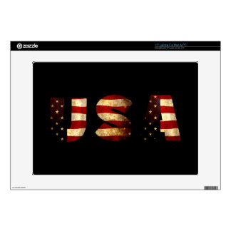 United States of America Laptop Decal
