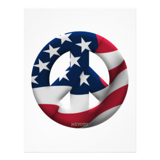 United States of America Personalized Letterhead