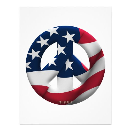 United States of America Letterhead