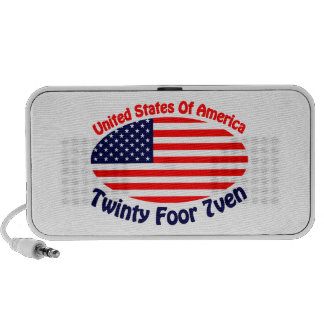 United States Of America Mini Speaker