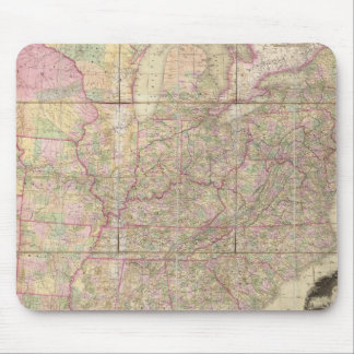United States of America Mouse Pad