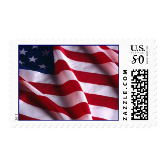 United States of America National  Flag Postage