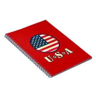 United States of America Note Books