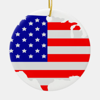 United States of America Ornaments