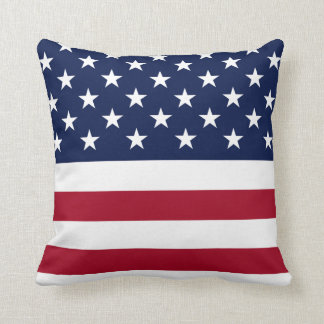 United States of America Pillow