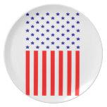 United States of America Plates