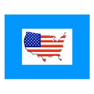 United States of America Postcard