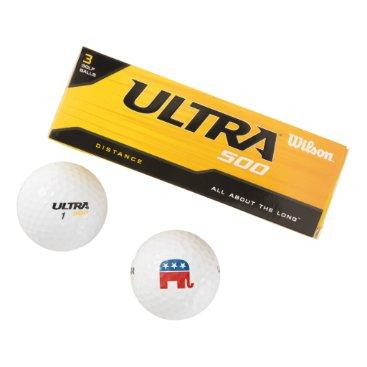 tony4urban united states of america republican party elephant golf balls