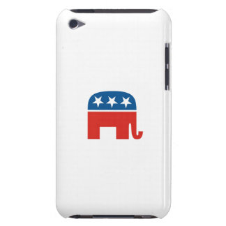 united states of america republican party elephant iPod touch cover