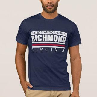 UNITED STATES OF AMERICA RICHMOND VIRGINIA TEE