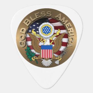 God bless america guitar