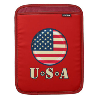 United States of America Sleeves For iPads