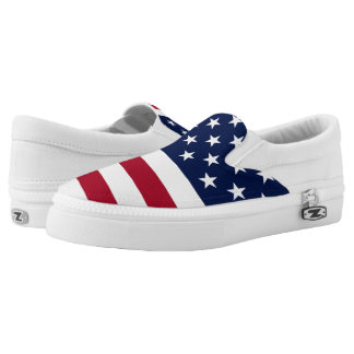 United States of America Slip-On Sneakers