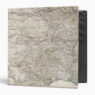 United States of America South Indian Territory Vinyl Binders