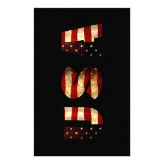 United States of America Stationery