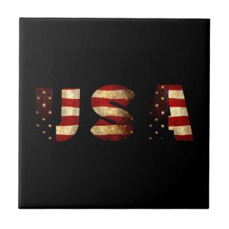 United States of America Tile