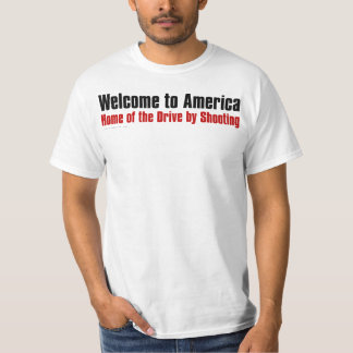 United States of America Travel Advisory T-Shirt