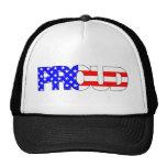 United States Of America Trucker Hats