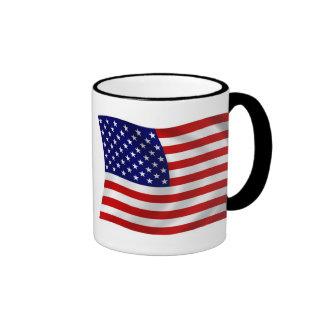 United States of America (USA) Flag Mug