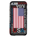 United States of America USA iPhone 6 case iPhone 6 Case