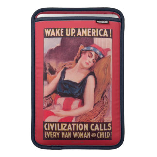 United States of AmericaWar II Promotional Sleeve For MacBook Air