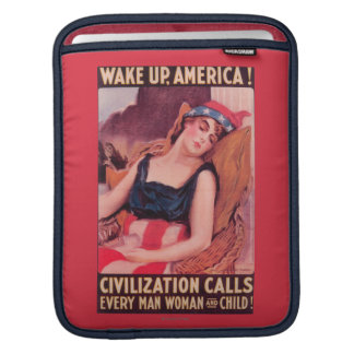 United States of AmericaWar II Promotional Sleeve For iPads