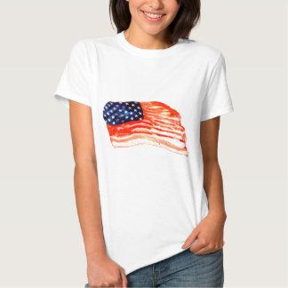 United States of Bacon Tshirts