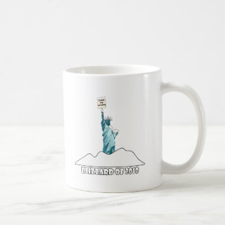 United States of Emergency Coffee Mug