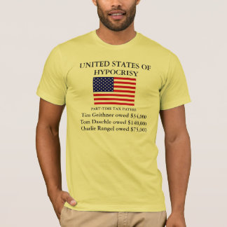 United States of Hypocrisy T-Shirt
