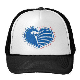 united states of love trucker hat