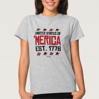 United States of 'Merica Tshirt