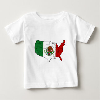 United States of Mexico Baby T-Shirt