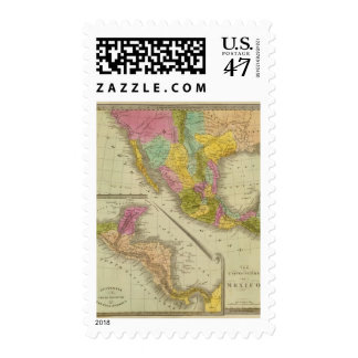 United States Of Mexico Postage
